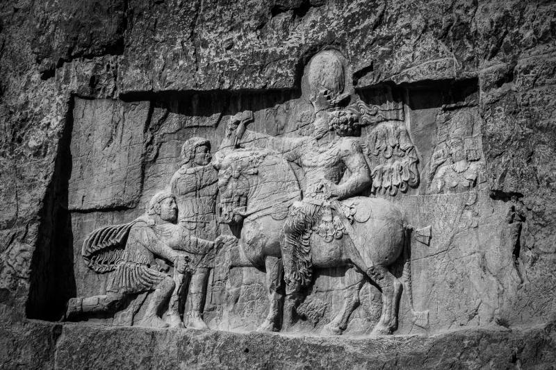 Sassanian Reliefs