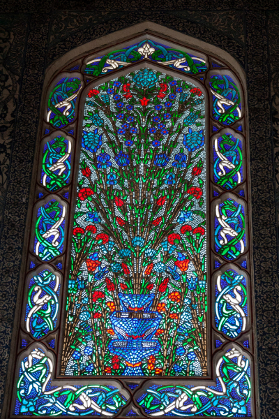 Ornate Window 1
