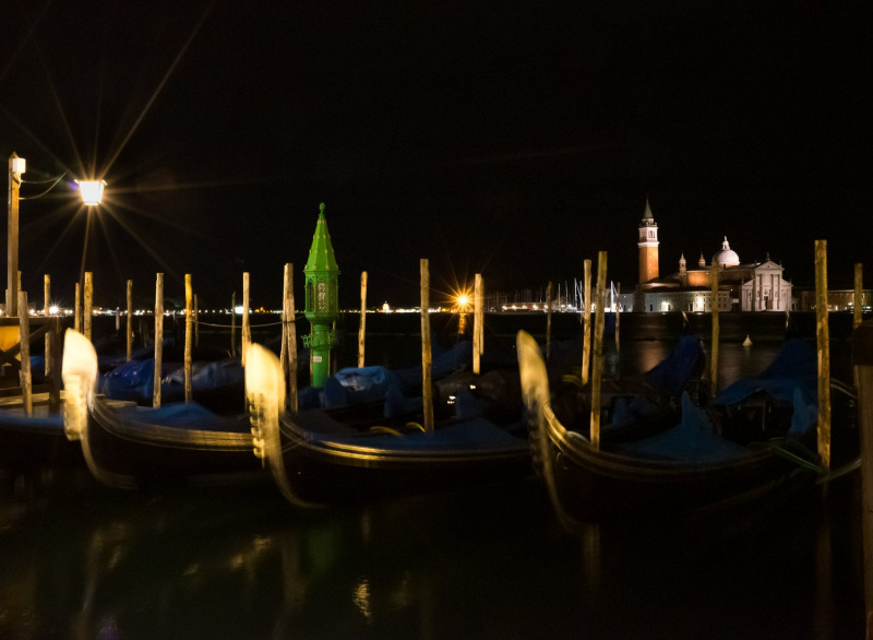 San Giorgio Maggiore (Night)