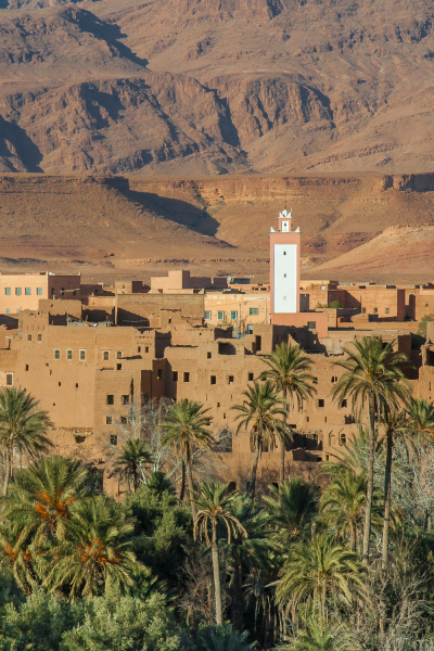 Tinerhir Old City