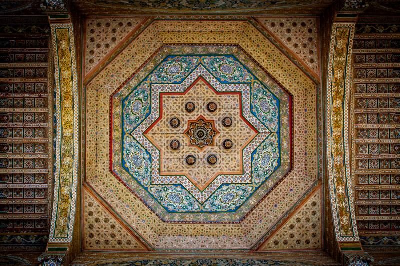 Ornate Roof I