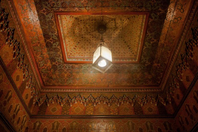 Ornate Roof II