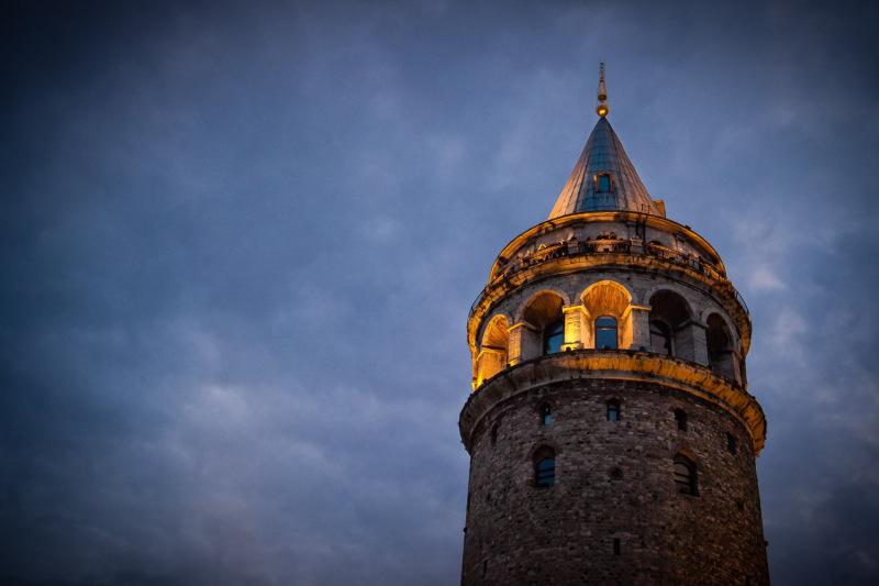 Galata Tower 1