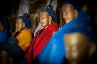 Temple Idols