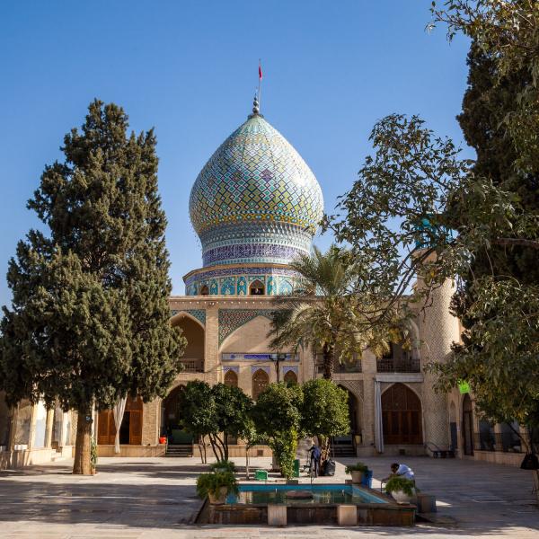Shiraz Shine
