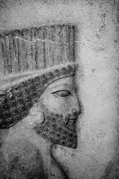 Wall Relief I