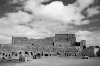 Mud Brick Castle
