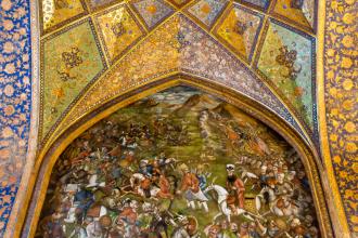 Palace Frescoes I