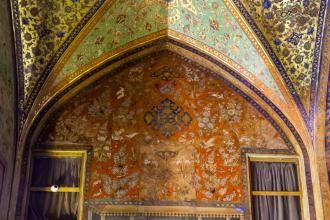 Palace Frescoes II