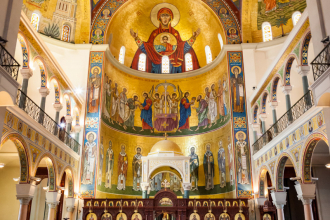 Church Mosiacs