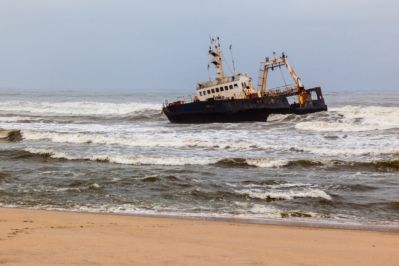Skeleton Coast Victim