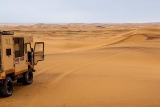 The Desert Before Us