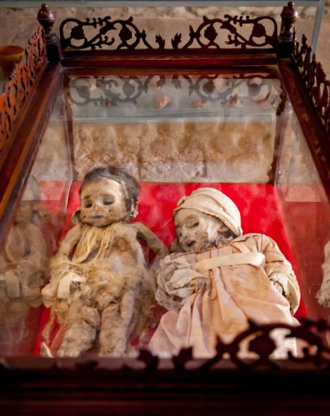 Baby Mummies