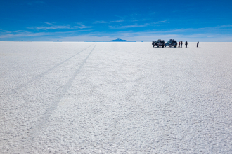 Salt Flats (I)