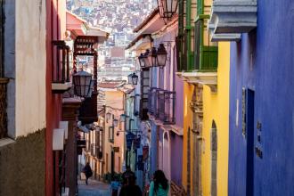 Old La Paz