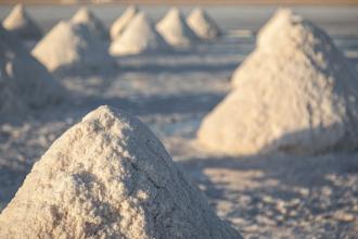 Drying the Salt