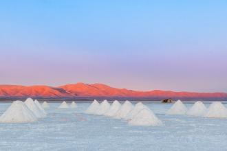 Salt and Sunset