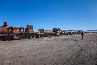 Railway Graveyard (I)