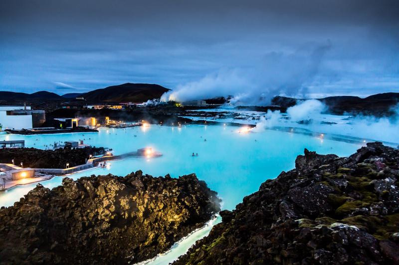 The Blue Lagoon 1