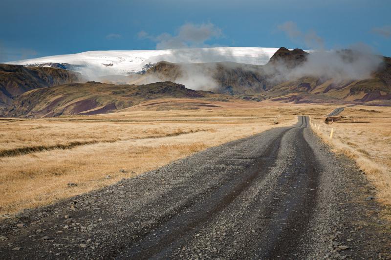 Road to Katla