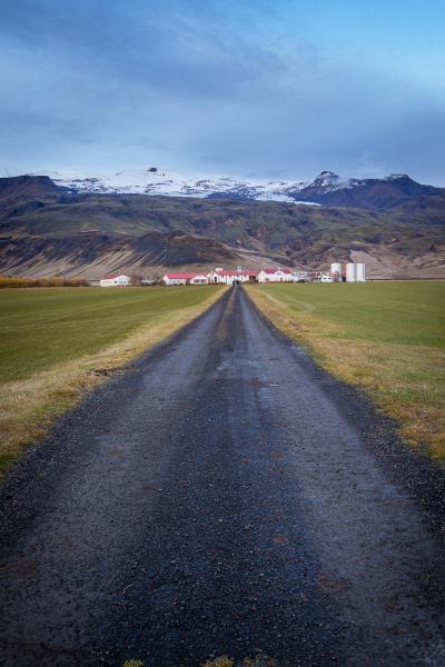 Eyjafjallajokull Farm