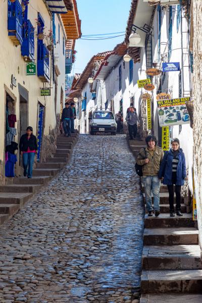 Narrow Streets (I)