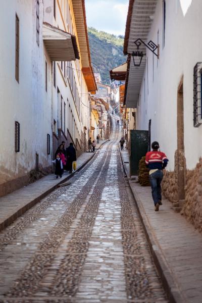 Narrow Streets (II)