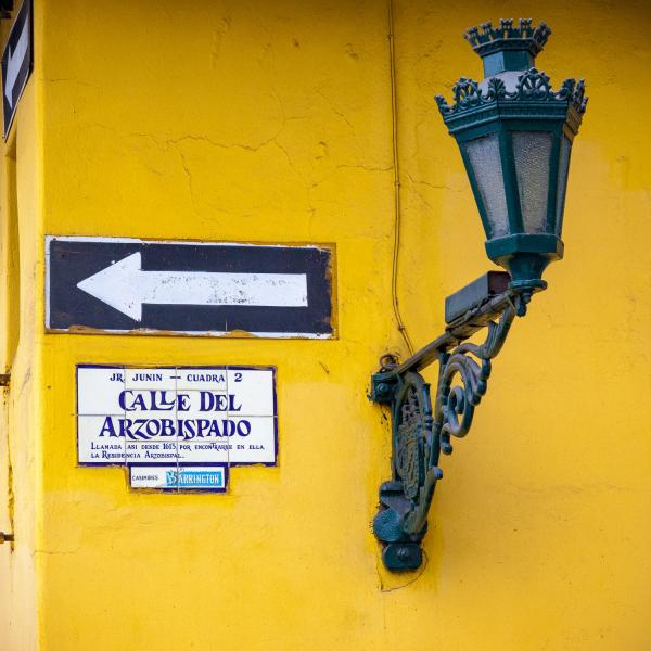 Calle Del Arzobispado