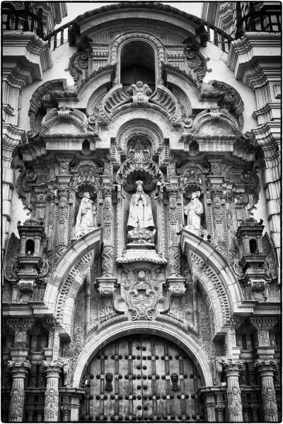 The Monastery of San Francisco