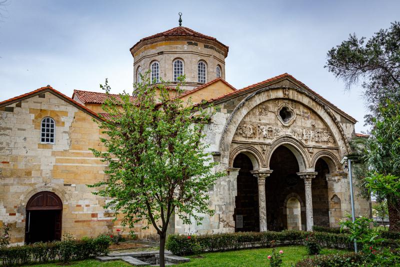 The Church of Saint Sophia