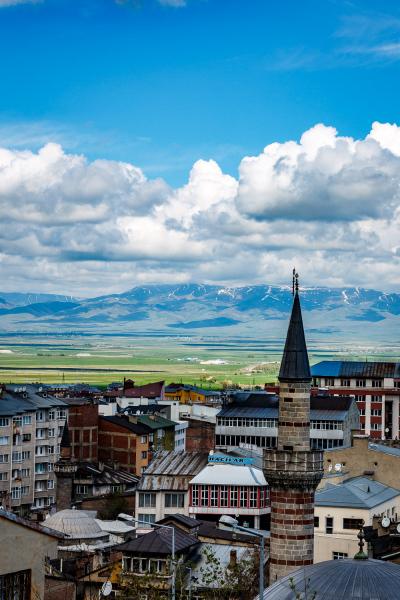 View Across Erzurum