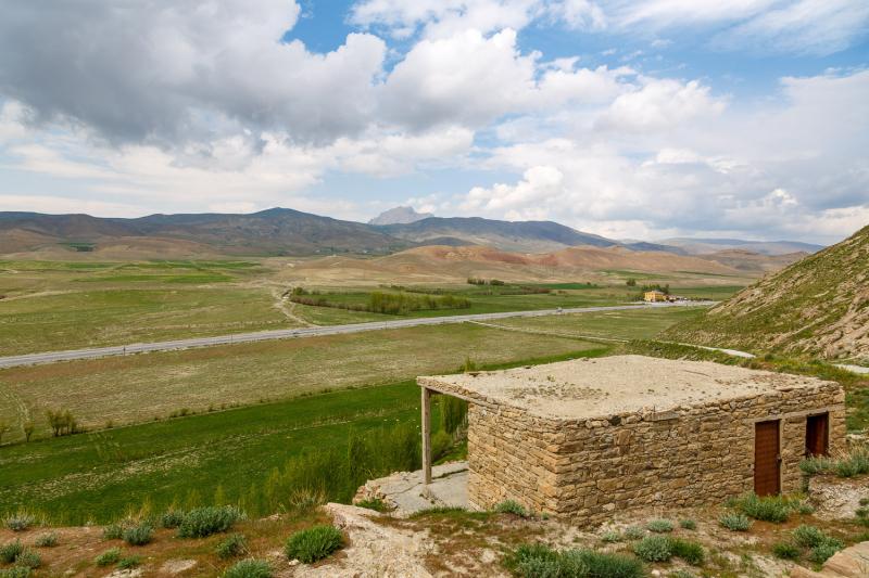 Çavuştepe Hut