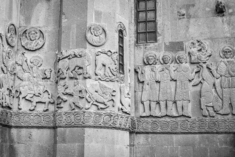 Church Carvings