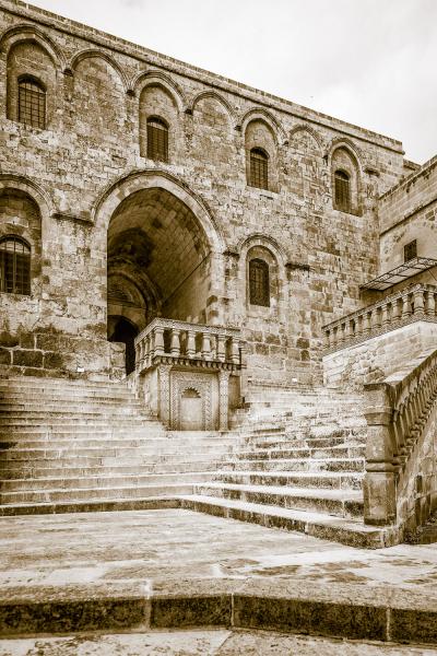 Saffron Monastery