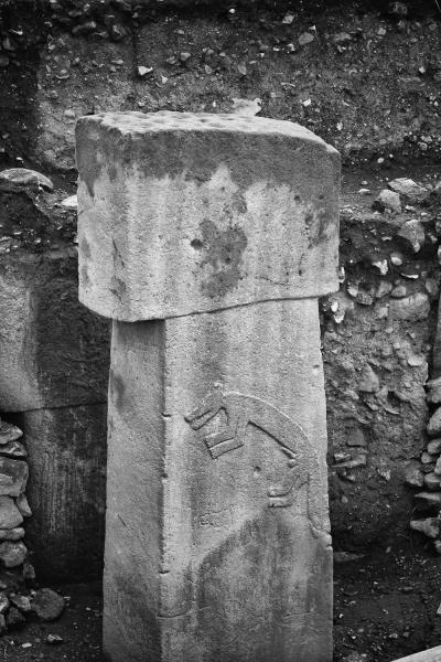 Carved Pillars 1