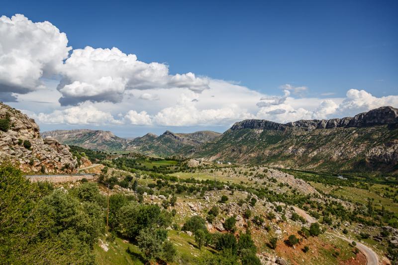 Nemrut Valley