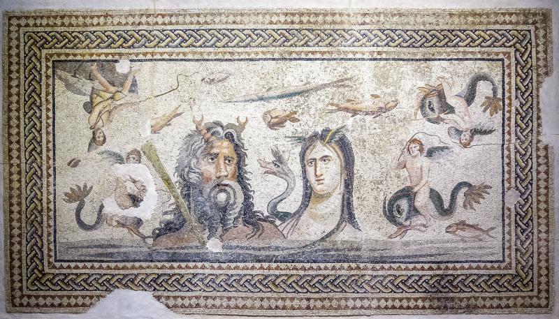 Mosaic Museum 1