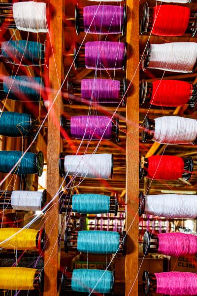 Coloured Silks