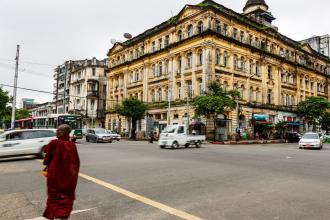 Monk Crossing