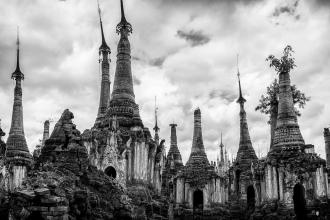 Stupa Stupa Stupa