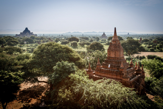 Field of Temples