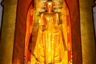 Ananda Pagoda 1