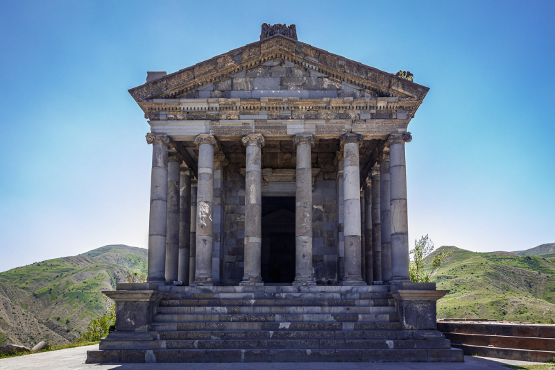 Hellenistic Temple