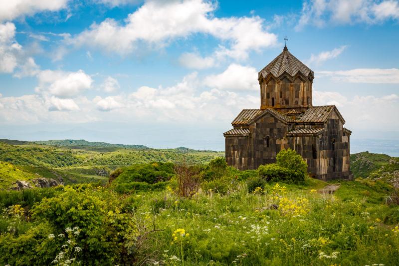 Amerd Fort Church