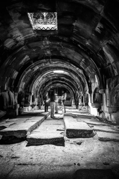 Underground Caravanseri