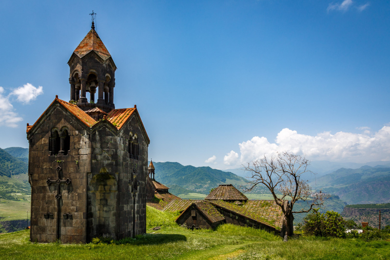 Haghpat Monastery 1
