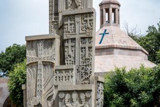 Cross Stones Memorial