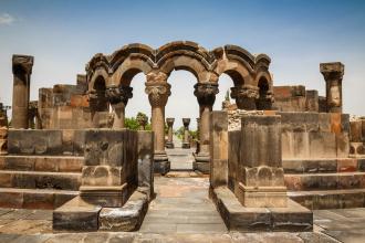 Zvartnots Ruins