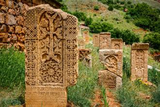 Grave Cross Stones