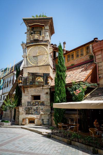 Puppet Clock Tower